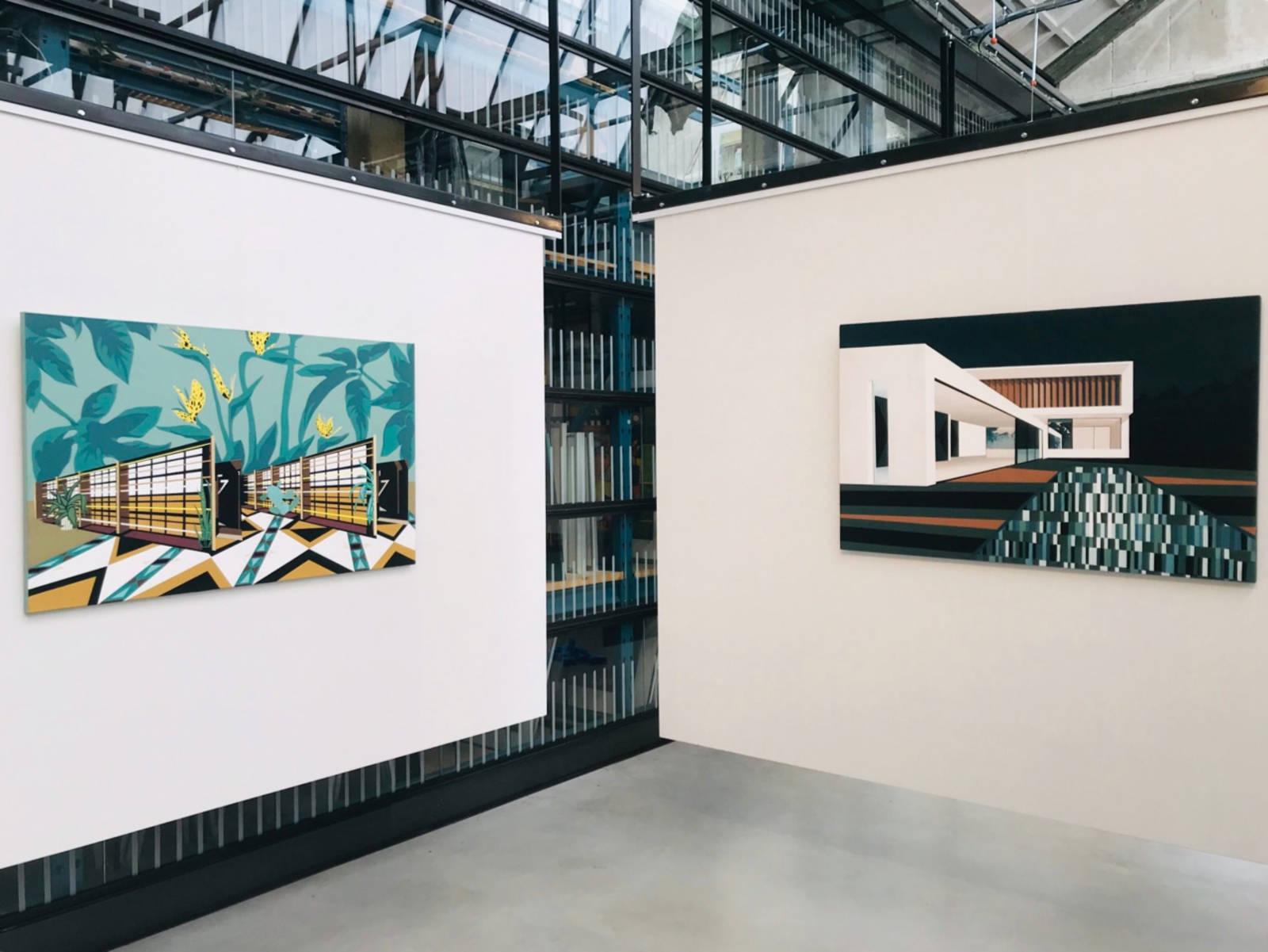 Exhibition at Art Zaanstad: Be Smart, Rent Art