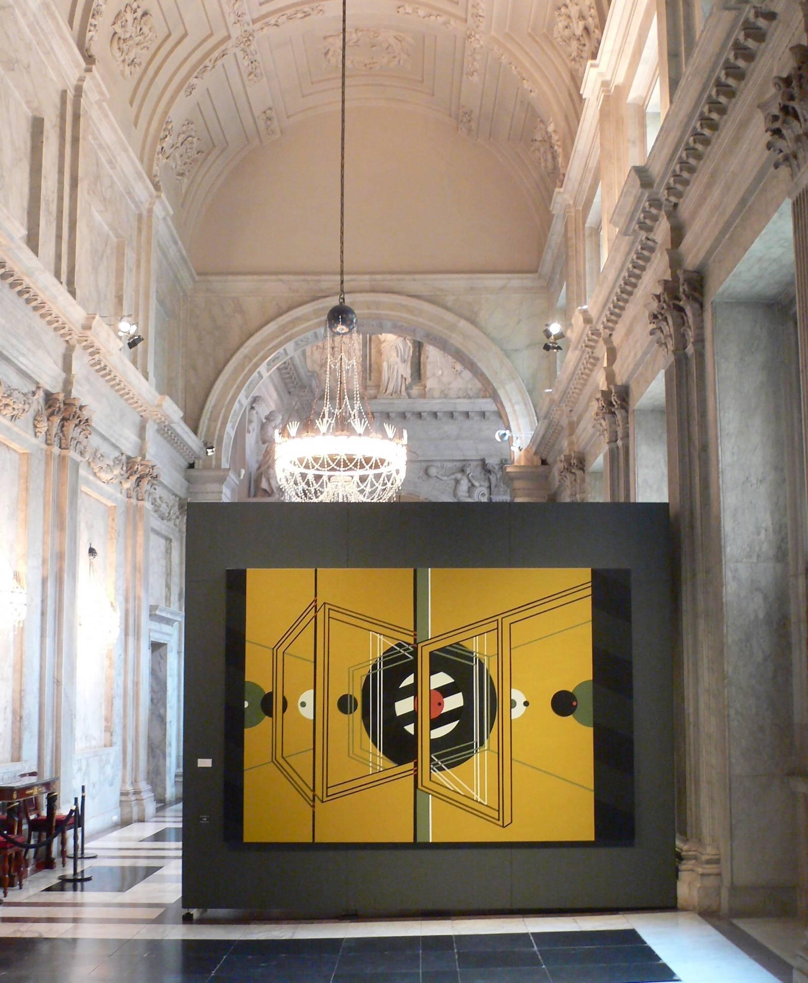 Royal Award For Modern Painting, Royal Palace Amsterdam